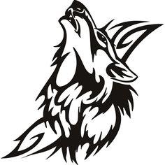 szkice tatuaży wilków - Szukaj w Google