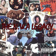 Hip-Hop HQ: V.A. - The N.W.A Legacy Volume 1 1988-1998 (2xCD) ...
