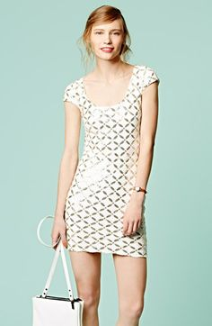 So cute! Perfect dress for your #bachelorette!