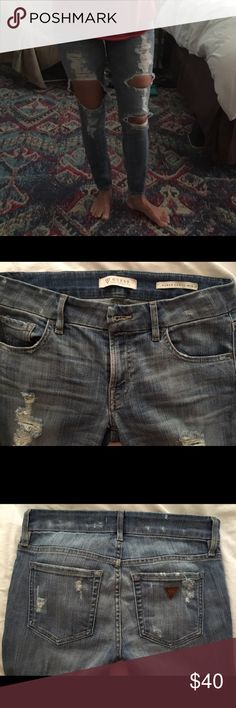 Brand new guess jeans Brand new GUESS jeans Guess Jeans