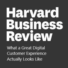 This is a chapter of the book services blueprint roadmap for a short article from harvard business review that illustrates the characteristics of great customer experiences for malvernweather Choice Image