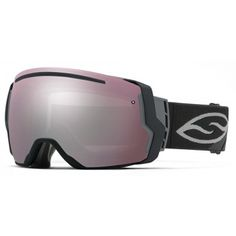 Smith Snow Goggle IO7 Black Ignitor Mirror