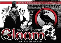 Gloom (+Unwelcome guests expansion) - 2-4