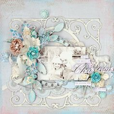 TSC Project by DT member Trudi Harrison featuring The Bright Side Of Life collection.