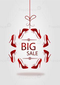 Storefront. Sale. Buy Image for $ 2. #sale #storefront #design #graphics #vector #creative #shoes #freelancediscount