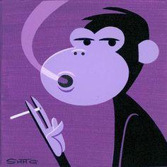 Conspicuous Consumption: Delinquent Monkey 2