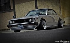 1980 Nissan Skyline (C210)