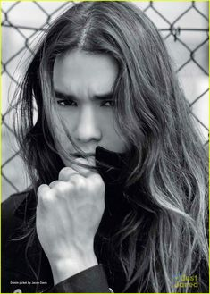 "Hollywood News: Booboo Stewart ensaio para a Revista ""Da Man""!"