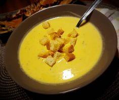 Zöldségkrém leves 🥕🍋🍜 Fondue, Cheese, Ethnic Recipes