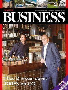 De #Arnhem #Business, mei 2014 editie. Lees hem online via http://issuu.com/arnhembusiness/docs/arnhembusiness03mei2014 #ontwerp #DTP door @3AMI