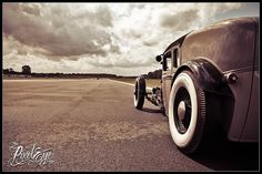 Does'nt get much lower than this Bottrop Kustom Kulture 2011 by THE PIXELEYE // Dirk Behlau, via Flickr