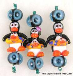 Floatie Penguins