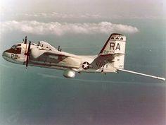 S-2 Tracker Military Jets, Military Aircraft, Uss Kearsarge, Grumman Aircraft, Us Navy Aircraft, Navy Day, Aircraft Maintenance, Navy Marine, Plane