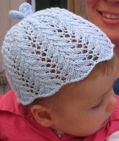 Vauvan pitsihattu - PunomoPunomo Crochet Hats, Beanie, Fashion, Threading, Tutorials, Knitting Hats, Moda, Fashion Styles, Beanies
