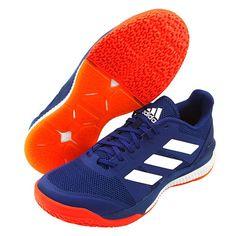 979c8d4ca adidas Stabil Bounce Badminton Shoes Unisex Blue Indoor Sports Sneakers  B22648  adidas Badminton Shoes