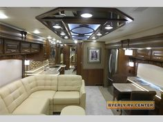 New 2016 Entegra Coach Anthem 44B Motor Home Class A - Diesel at Byerly RV | Eureka, MO | #12267