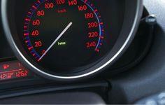 2009-2012 Speedometer Mazda 3