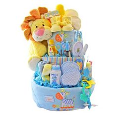Sam's Club Shower Cake | ... cake 139 95 our silly safari 3 tier baseball diaper cake is a great