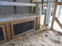 THIS IS EXACTLY WHAT I WANT TO DO UNDER MY ROOST IN MY COOP. GOOD FOR BROODIES OR SICKIES