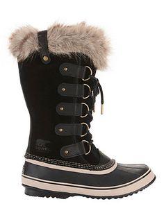 Sorel Joan of Arctic Faux Fur Snow Boots