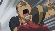 He is going to eat Yamamoto!