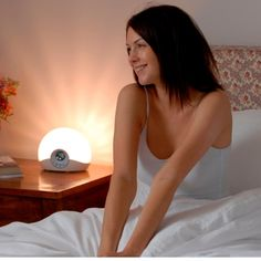 Bodyclock STARTER 30 is Lumie's entry-level wake-up light