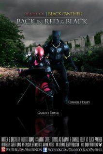 Deadpool & Black Panther: Back in Red & Black