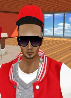 IMVU, the interactive, avatar-based social platform that empowers an emotional chat and self-expression experience with millions of users around the world. Virtual World, Virtual Reality, Social Platform, Imvu, Avatar, Places To Visit, Mens Sunglasses, Join, Men's Sunglasses