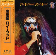 Roy Wood Roy Wood, Rare Records, Electric Light, Orchestra, Album Covers, Albums, Comic Books, Movie Posters, Art
