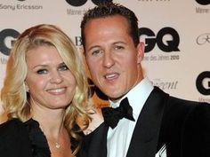 The wife who waits for Michael Schumacher   World   News   Daily Express