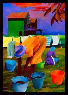 Folk Art (48 pieces)