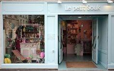 Le Petit Souk rue Vavin, dans le 6eme toy shop