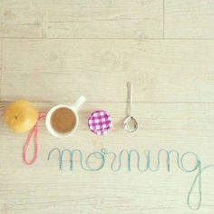 mama's 'n' papa's: lazy mornings Lazy Morning, Good Morning World, Good Morning Picture, Good Morning Good Night, Morning Pictures, Morning Images, Beautiful Morning Quotes, Type Illustration, Morning Affirmations