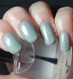 Polish Addict Nail Color Planet Gallifrey