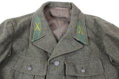 (14) WW2 ERA SWEDISH ARMY M39 WOOL JACKET SIZE 96 DATED 1951 | eBay