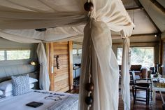 Little Mombo Camp is the flagship camp of renowned safari operator Wilderness Safaris. The pinnacle of places to camp out in when in Botswana. Okavango Delta, Game Reserve, African Safari, Wilderness, Tent, Camping, Campsite, Store, Tents