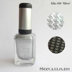"Kiko Mirror 616 ""Silver"""