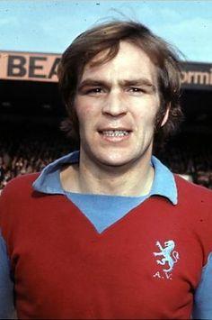 Ian Ross Aston Villa 1972