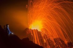 Volcanoes: Lava of myths and legends - ASSOCIATED PRESS