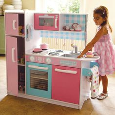 Kids Wooden Toy Kitchen – Why Its Our Best Educational Toy   Grubby Little Faces