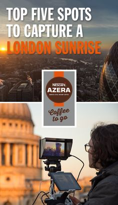 Fortified by Nescafé Azera Coffee to Go, Time Out staff photographer Rob Greig picks five top spots to capture dawn in the city.