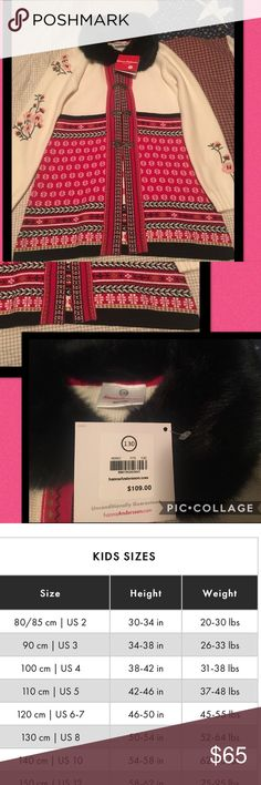 Hanna Andersson knit dress New with tags. Hanna Andersson Dresses Casual