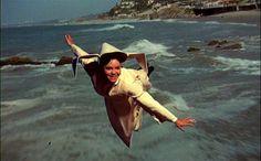 A noviça voadora, com Sally Field