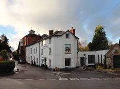 Inn and old brewery Fontmell Magna, Dorset