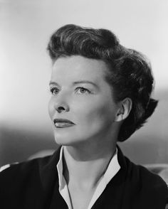 American actress Katharine Hepburn (1907 - 2003), who was nominated a record twelve times for Academy Awards and won four. Description from gettyimages.com.au. I searched for this on bing.com/images