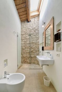 Bad Inspiration, Bathroom Inspiration, Bathroom Ideas, Budget Bathroom, Bathroom Organization, Master Bathroom, Bathroom Closet, Bathroom Storage, Bathroom Design Small