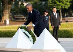 Obama's historic Hiroshima visit