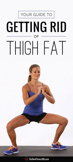 How to lose fat on your thighs - fast!