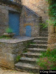 Greg Olsen - Stairway to Heaven