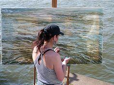 Groothoofd 2012  Acryl on canvas
